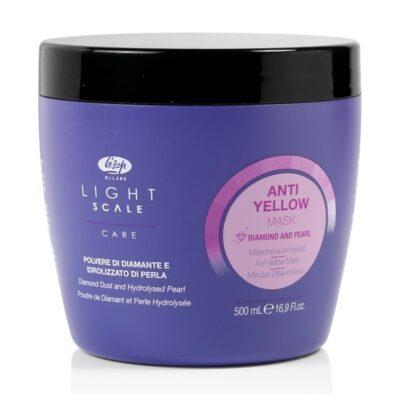 Light Scale Care- Антижълта виолетова маска 500мл