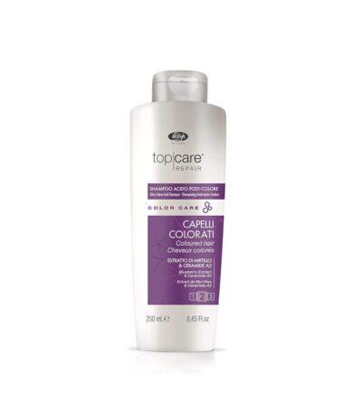 Color Care Shampoo-Кисел шампоан за след боядисване 250мл