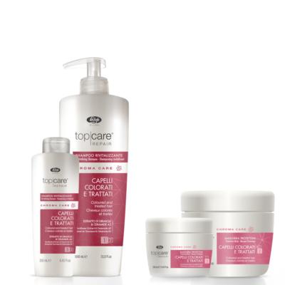 Chroma Care-Ревитализираща серия за боядисани коси