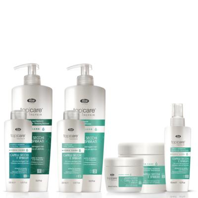 Hydra Care - Интензивно подхранваща серия за коса