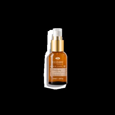 Elixir Care Oil-Олио за блясък за третирани и увредени коси 50мл