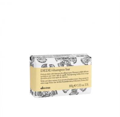 Dede Essential Shampoo Bar – Твърд пречистващ шампоан 100гр