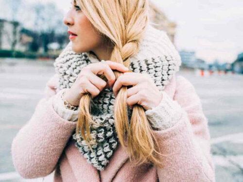 Как да се грижим за косата си през зимата? – 1 част